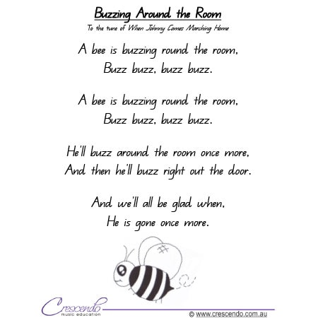 Buzzing-Around-the-Room-(Text-and-Picture)