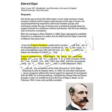 Edward-Elgar-Biography