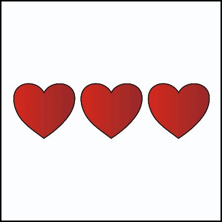 Heart Beat Mats