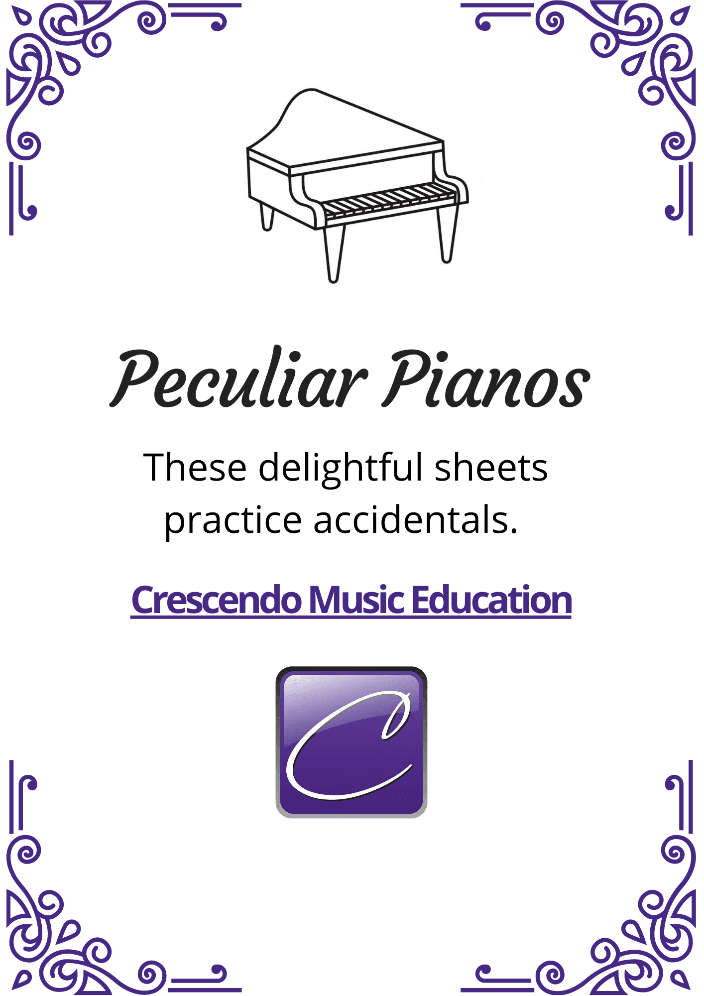 Peculiar Pianos